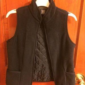 Banana Republic fleece vest